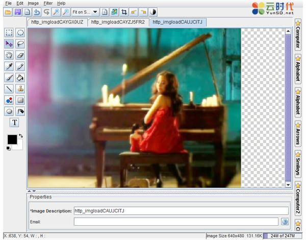 onlinephototool,免费在线图片处理云软件