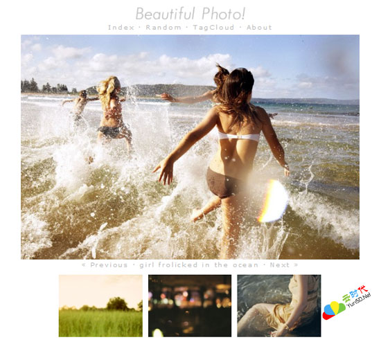Beautiful Photo! - 唯美意境图片分享网站